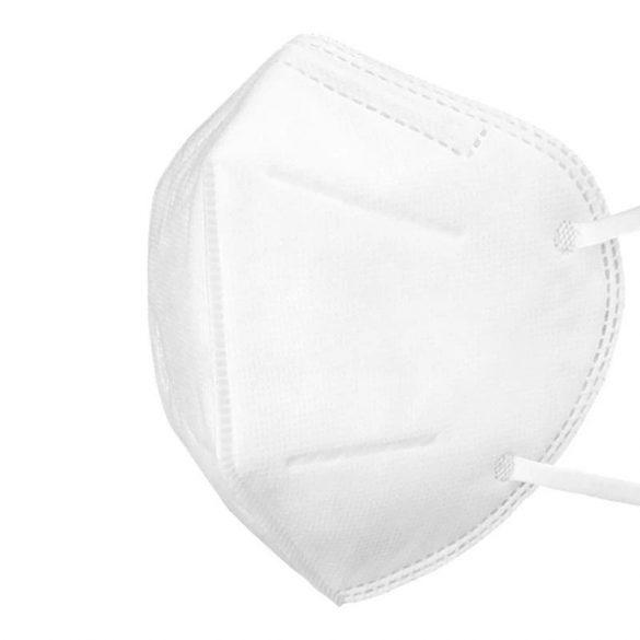 FFP2 szájmaszk (KN95, 5db-os egységcsomagban)
