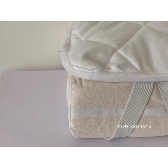 Hotel micro steppelt matracvédő