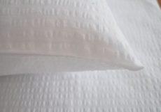 Krepp Paplanhuzat (140x205, fehér)