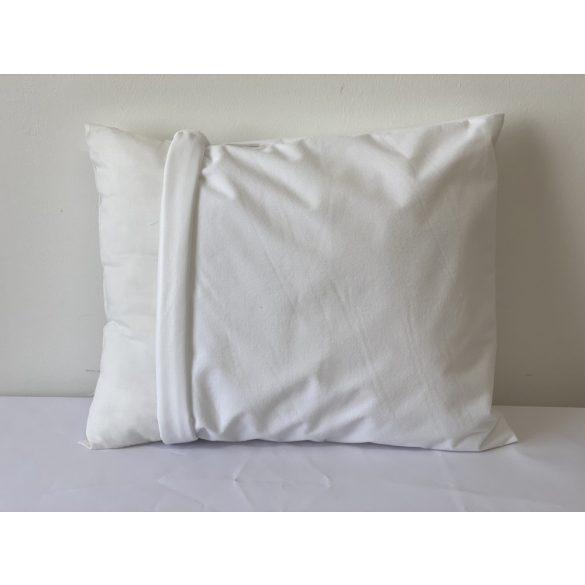 Sabata Protect PU Párnavédő huzat (frottír/PU, vízhatlan, cippzáras)