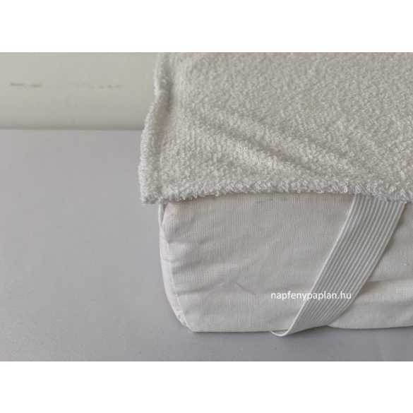 Sabata Standard körgumis matracvédő (frottír/PVC)