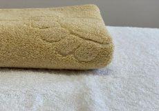 Róma 650 Frottír Kádkilépő (50x70) beige