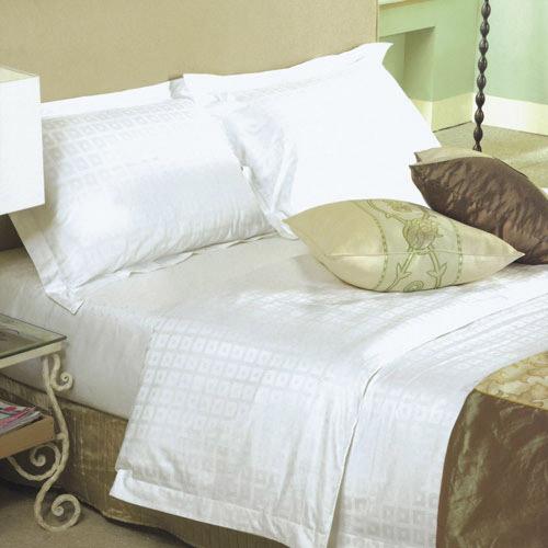 Hotel damaszt ágynemű